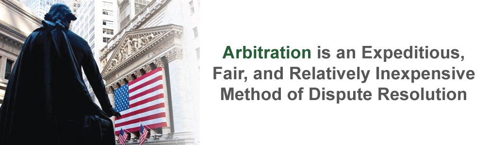 securities arbitration is an expeditious, fair and relatively inexpensive method of dispute resolution